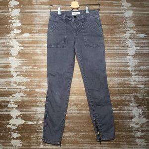 Madewell Skinny Fatigue Cargo Pants Size 26